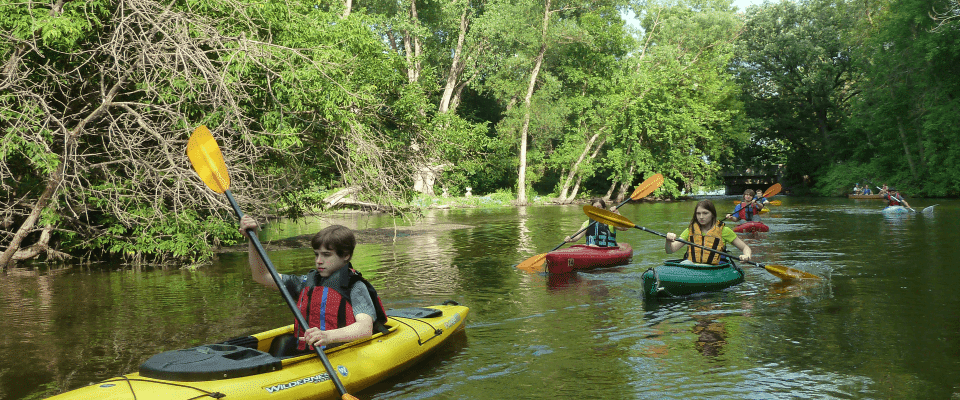 Rice Creek Water Trail Info - Paddle Rice Creek Watershed district